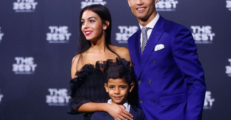 Conmueve Felicitacion De Georgina Rodriguez A Cristiano Ronaldo En